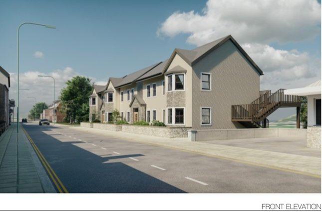 Thumbnail Flat for sale in High Street, Criccieth