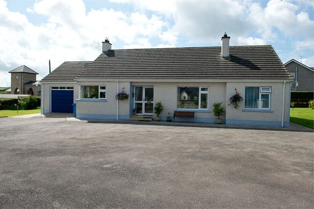 Thumbnail Detached bungalow for sale in Laragh Road, Beragh, Sixmilecross, Omagh, County Tyrone