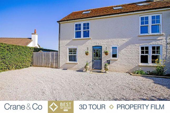 Thumbnail Semi-detached house for sale in Park Road, Hellingly, Hailsham