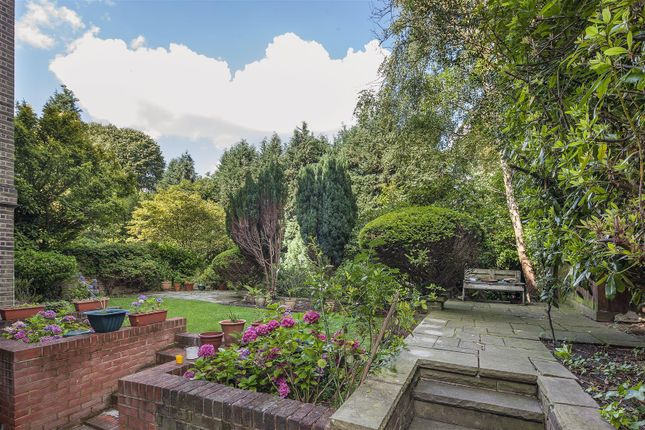 Thumbnail Flat for sale in Garden Apartment, West Heath Road, Hampstead