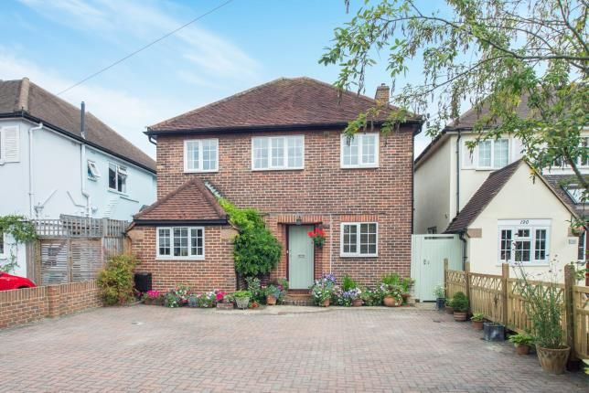 Thumbnail Detached house for sale in East Molesey, Surrey, .