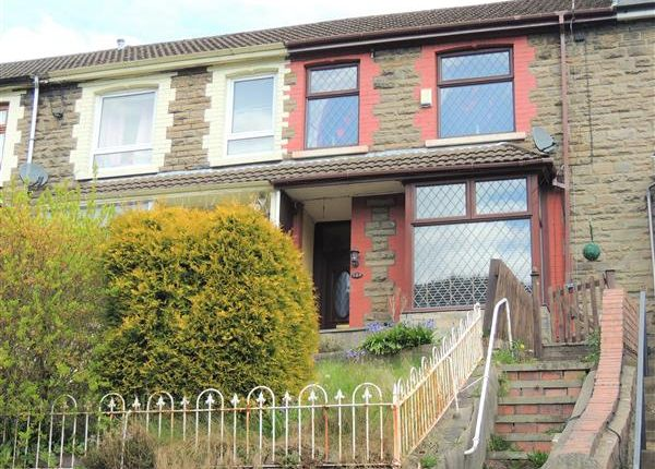 Thumbnail Terraced house for sale in Ynyswen Road, Ynyswen, Treorchy
