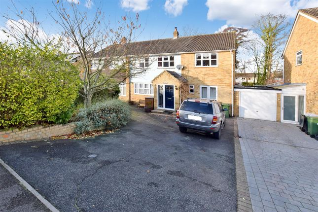Thumbnail Semi-detached house for sale in Butlers Way, Great Yeldham, Halstead