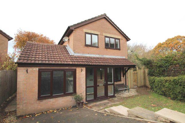 Thumbnail Detached house for sale in Oakford Close, Pontprennau, Cardiff