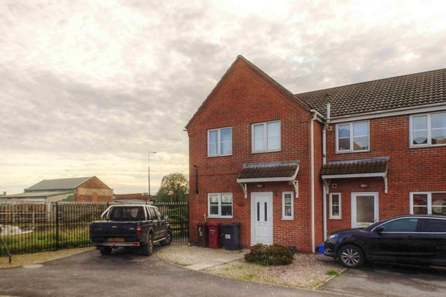 Thumbnail Semi-detached house to rent in Anchors Way, Scawby Brook, Brigg