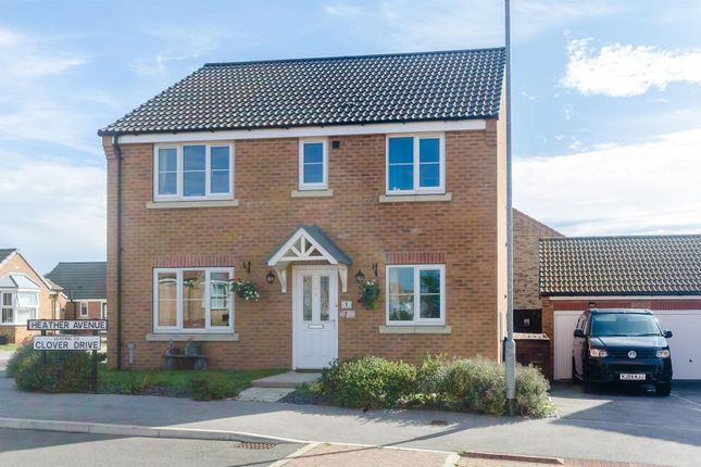 Thumbnail Detached house for sale in Heather Avenue, Withernsea