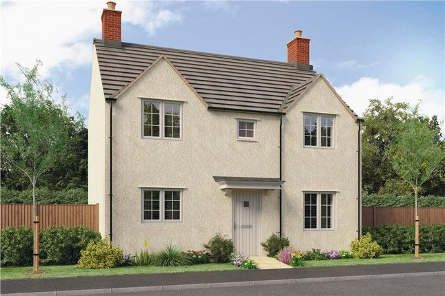 "Thumbnail Detached house for sale in ""Castleton"" at Broad Marston Lane, Mickleton, Chipping Campden"