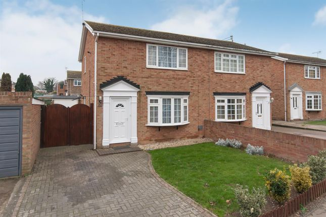 2 bed semi-detached house for sale in Lymington Road, Westgate-On-Sea