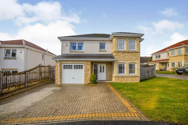 Thumbnail Detached house for sale in Hawthorn Park, Dunfermline