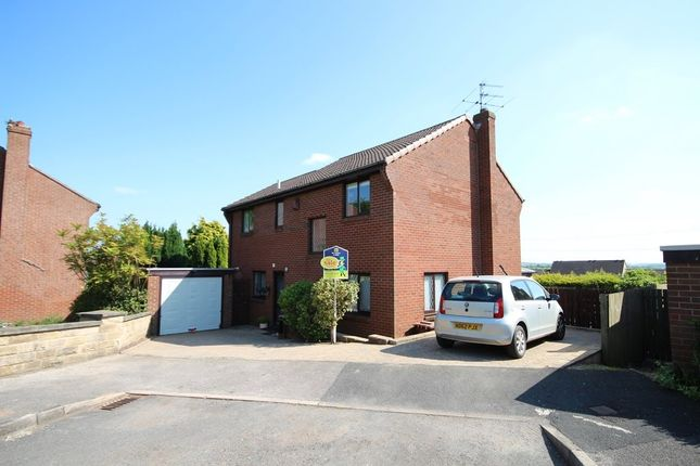 Thumbnail Detached house for sale in Holmfield Chase, Stanley, Wakefield