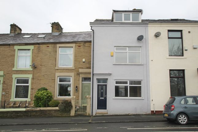Thumbnail Terraced house to rent in Blackburn Road, Great Harwood, Blackburn, Lancasire