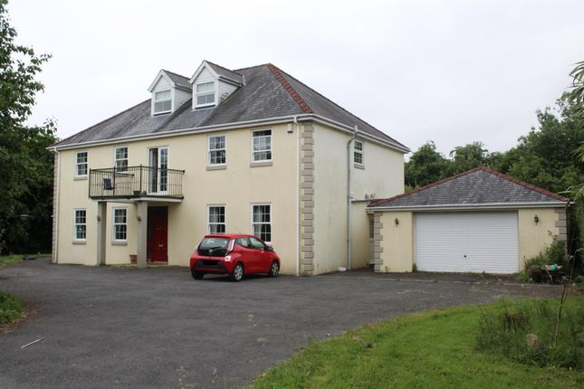 Thumbnail Detached house for sale in 33 Maidens Grove, Llandybie, Ammanford