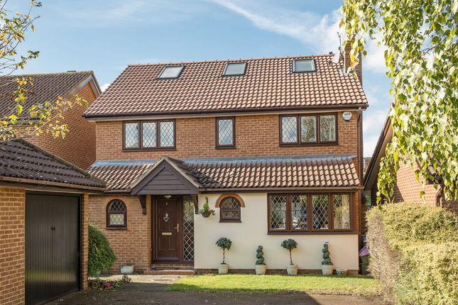 Thumbnail Detached house for sale in Hazelbury Close, London
