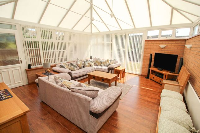 Conservatory of Cordle Marsh Road, Bewdley DY12