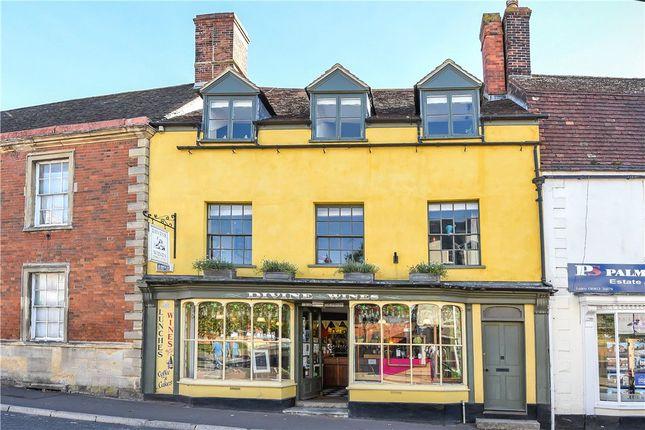 Thumbnail Restaurant/cafe for sale in High Street, Wincanton, Somerset