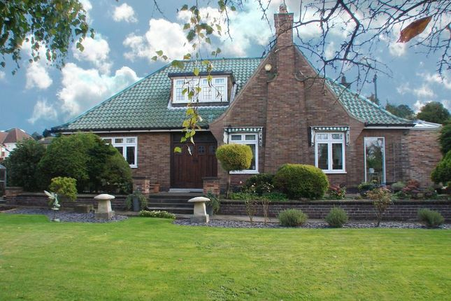 Thumbnail Detached bungalow for sale in Hillside Road, Radcliffe On Trent, Nottingham