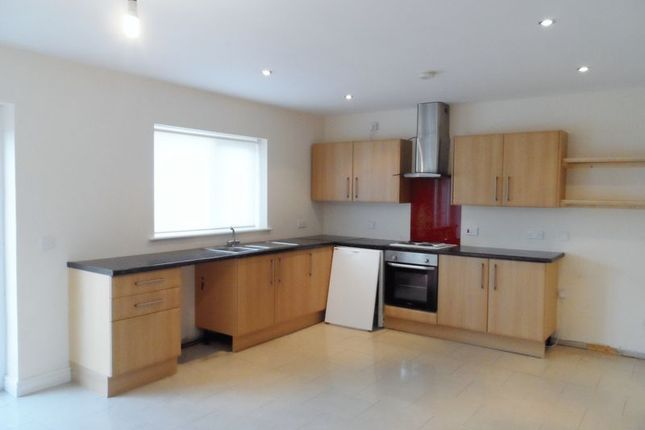 Thumbnail Detached house to rent in Heol Y Parc, Cefneithin, Llanelli