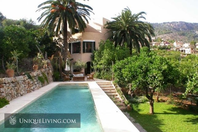 5 bed villa for sale in Fornalutx, Mallorca, The Balearics
