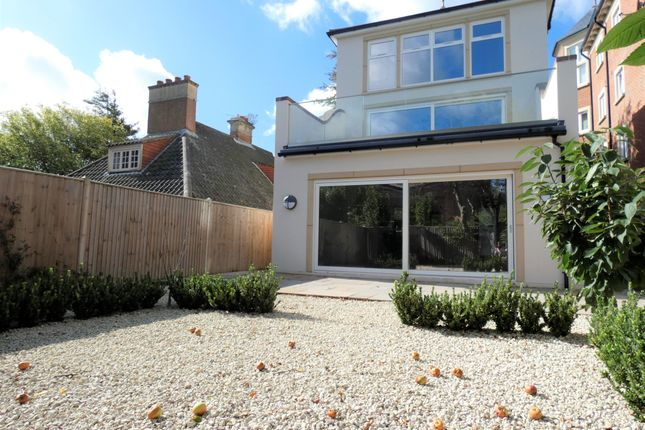 Thumbnail Detached house for sale in Dane Road, St Leonards On Sea