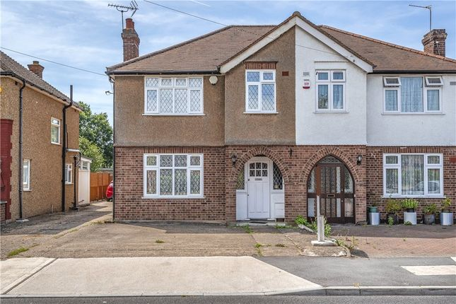Semi-detached house for sale in Queens Walk, Ruislip, Middlesex