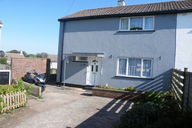 Thumbnail Semi-detached house to rent in Davis Avenue, Torquay