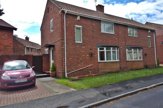 Thumbnail Semi-detached house to rent in Kemp Road, Peterlee