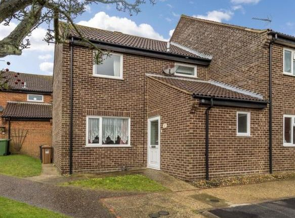 Thumbnail Property to rent in Harmer Close, North Walsham