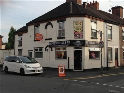 Thumbnail Commercial property for sale in 6 Sydney Street, Burton Upon Trent, Staffordshire