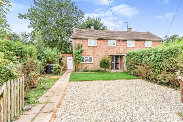 Thumbnail Semi-detached house for sale in Langley Grove, Sandridge, St. Albans