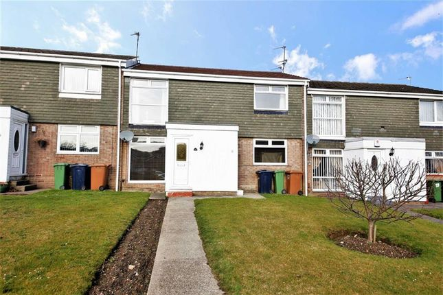 Thumbnail Flat for sale in Marlesford Close, Moorside, Sunderland