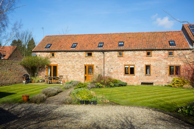 Thumbnail Barn conversion to rent in Myton On Swale, York