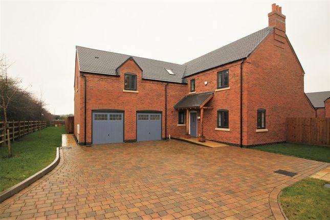 Thumbnail Detached house for sale in Normanton Road, Packington, Ashby-De-La-Zouch