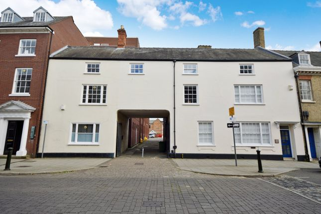 Thumbnail Town house for sale in King Street, Kings Lynn, Norfolk