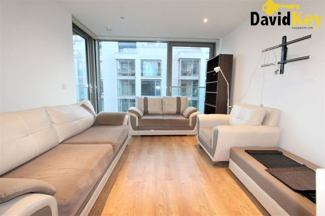 Thumbnail Flat to rent in Flat, Merlin Heights, Waterside Way, London