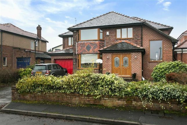 4 bed detached house for sale in Tor Avenue, Greenmount, Greater Manchester