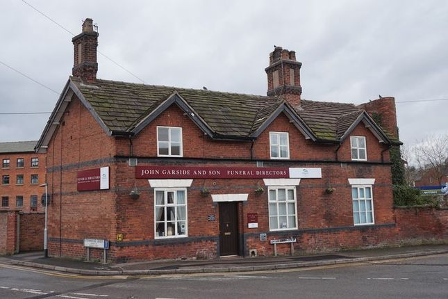 Thumbnail Commercial property for sale in Stonehouse Green, Congleton