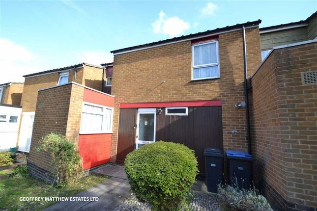 Thumbnail Terraced house for sale in Moorfield, Harlow, Essex