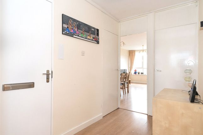 Hallway of Ingledew Court, Leeds, West Yorkshire LS17
