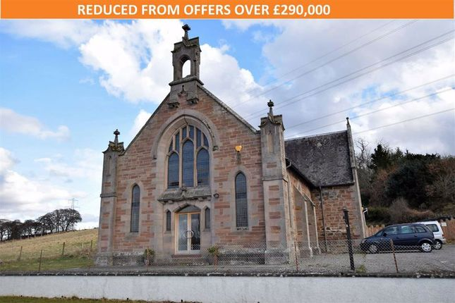 Thumbnail Detached house for sale in Kirkhill, Inverness