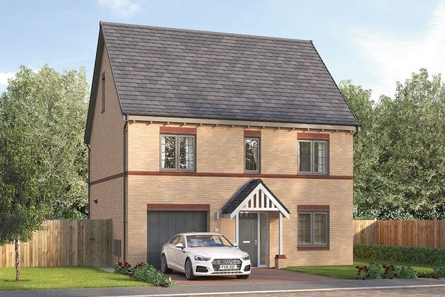 """Thumbnail Detached house for sale in """"The Prestbury"""" at St. Catherines Villas, Wakefield"""