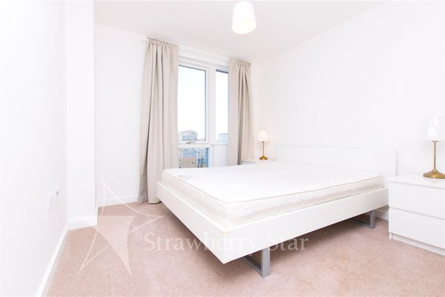 Bedroom 1 of Bessemer Place, North Greenwich, London SE10