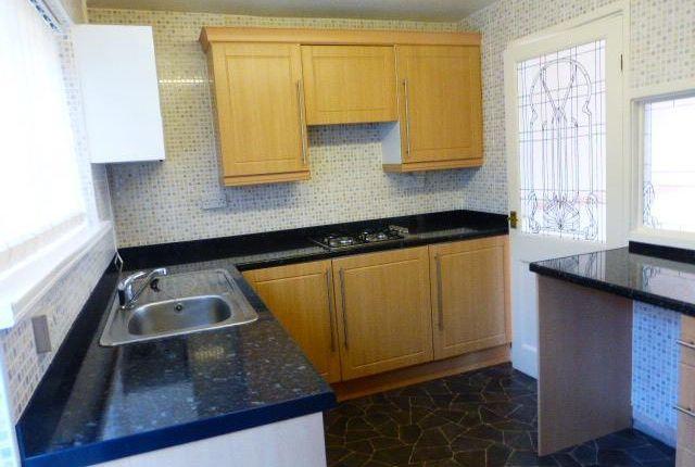Thumbnail Town house to rent in Hillside View, Graigwen, Pontypridd