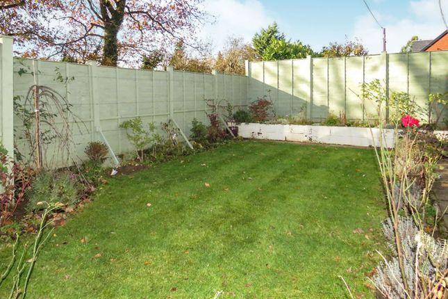 Rear Garden of Glen Mobile Home Park, Colden Common, Winchester SO21