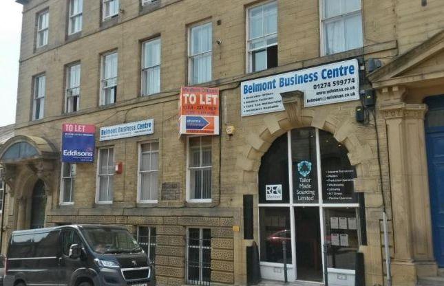 Belmont Business Centre, 1st Floor, 7 Burnett Street, Bradford BD1
