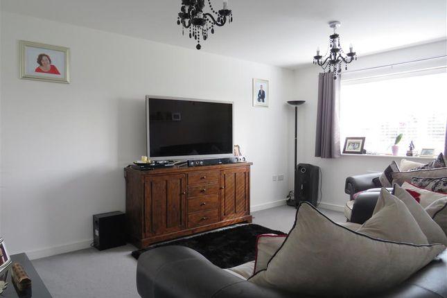 Lounge of The Turrets, Thorpe Street, Raunds, Wellingborough NN9
