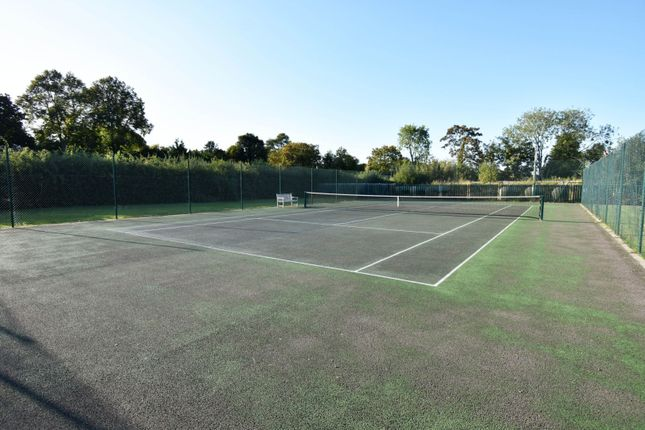 Tennis Court of Edgley Country Park, Guildford GU5