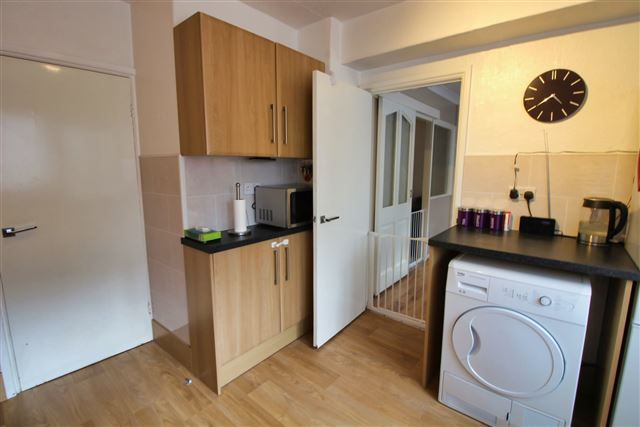 Kitchen of Tithe Barn Avenue, Sheffield S13