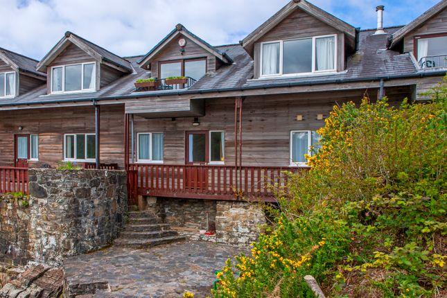 Thumbnail Terraced house for sale in Pier East, Melfort Pier, Kilmelford