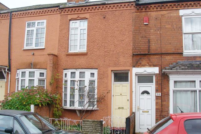 Thumbnail Terraced house for sale in Tiverton Road, Selly Oak