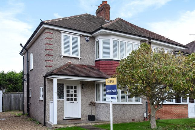 Thumbnail Semi-detached house for sale in Chessington Way, West Wickham